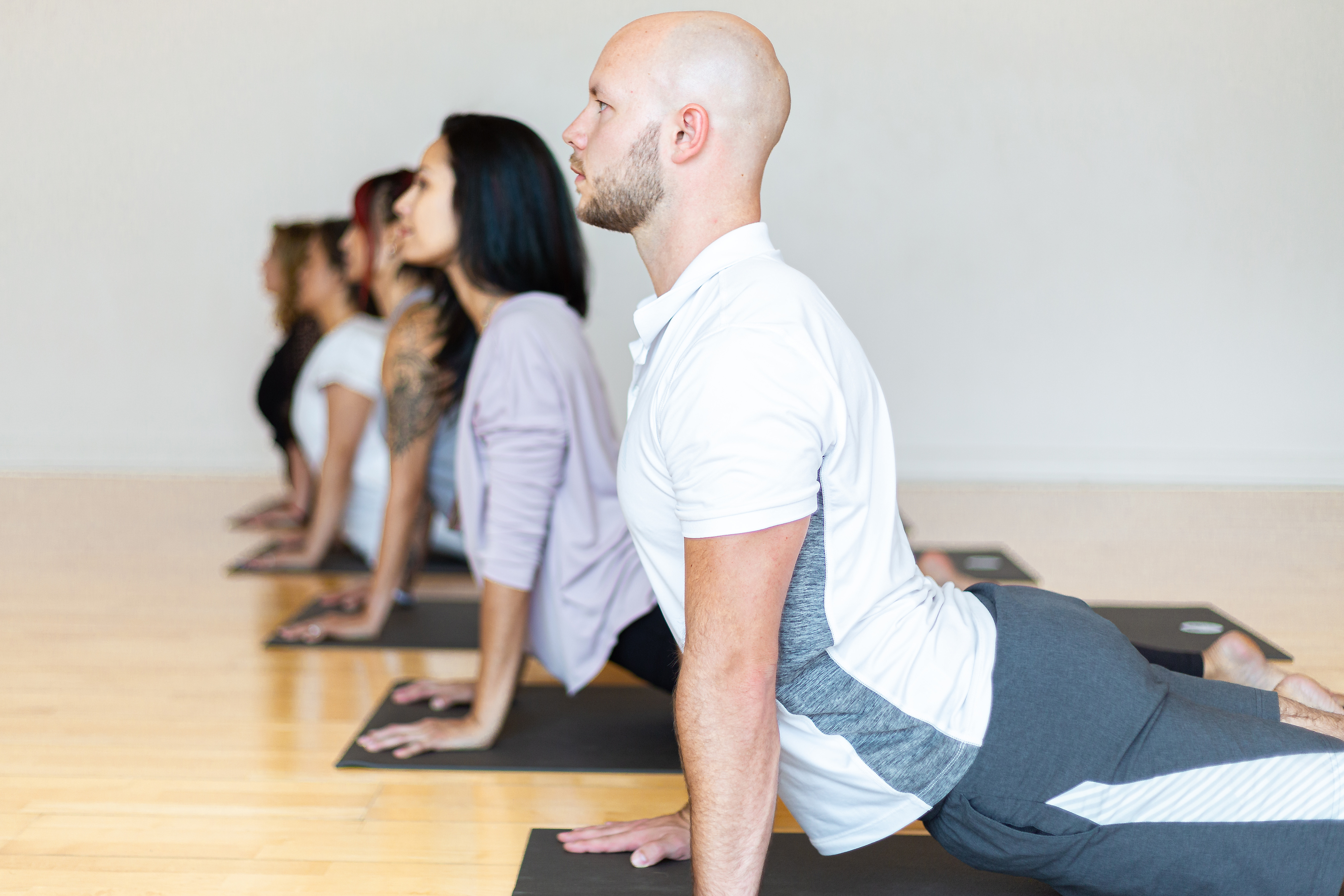 Carolina Bolinger Flow Yoga Austin